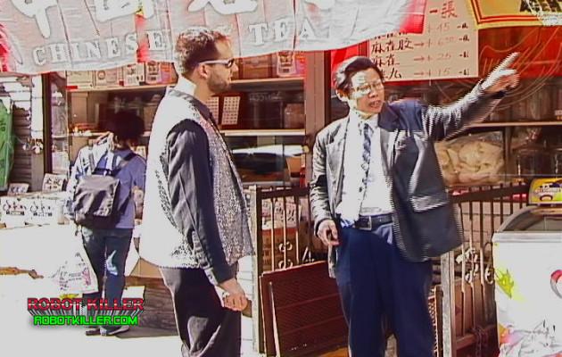 """Have you seen Master Bologna?"""