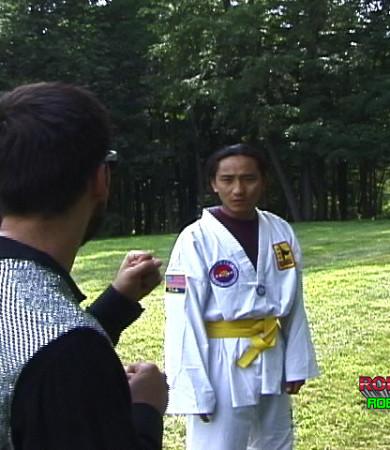 Terry confronts Master Bologna